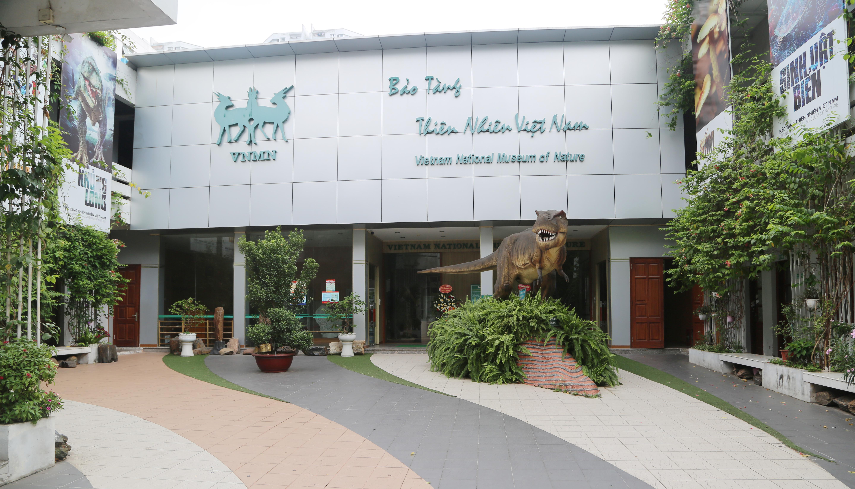 """Khai mạc triển lãm ảnh """"Nhịp đập đa dạng sinh học Việt Nam – Đài Loan"""" đã khai mạc chiều ngày 1/12 tại Bảo tàng Hà Nội"""